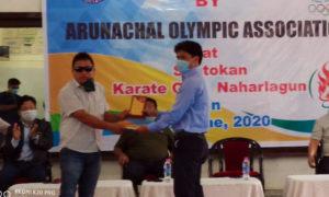 Torak Kharpran Sunn, boxing coach of the Sports Authority of India