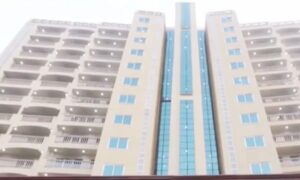 PM inaugurates Multi Storeyed flats for Members of Parliament at New Delhi